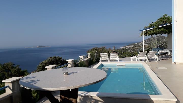 Dubrovnik, Mlini, Villa Olive Tree with Pool