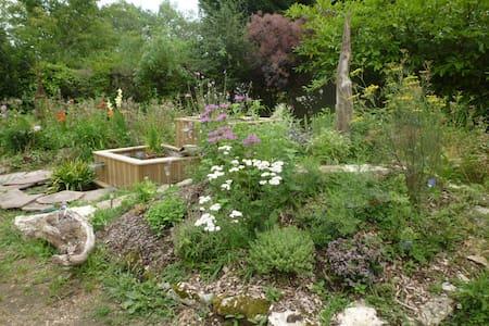 Résidence paisible dans un jardin en Val de Loire - Blois - Rumah