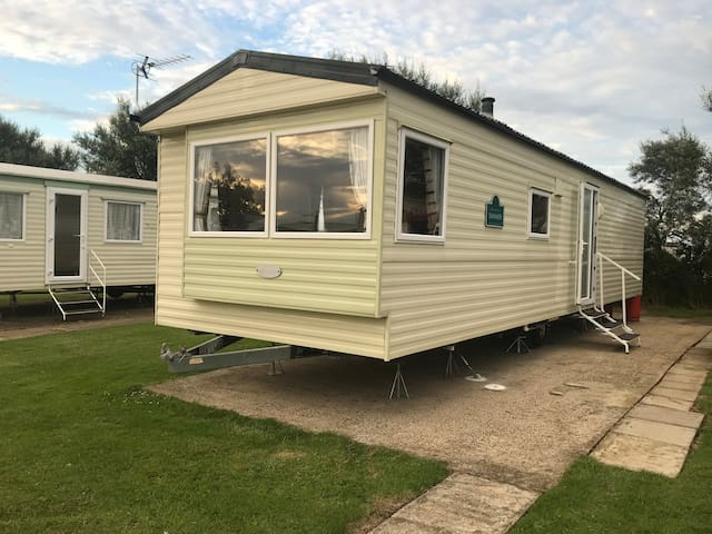6-Berth Caravan Skipsea, East Yorkshire coast