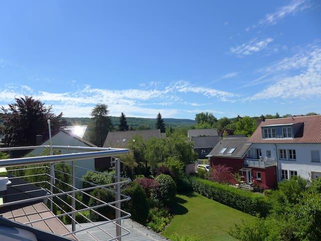 Trier, citynah, Fewo Porta Alba, ruhig, Balkon