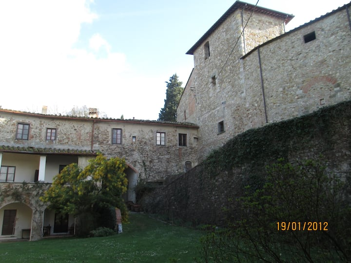 Ancient Castle in Chianti