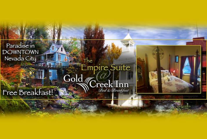 Gold Creek Inn Empire Suite