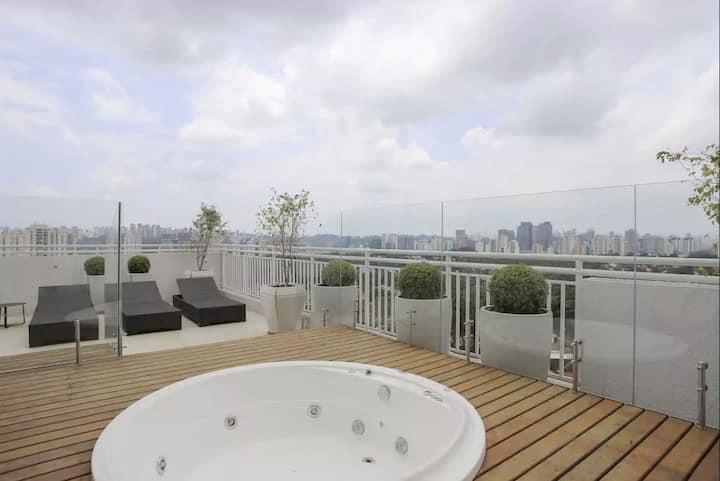 Apartamento Studio - Now Alto da Boa vista