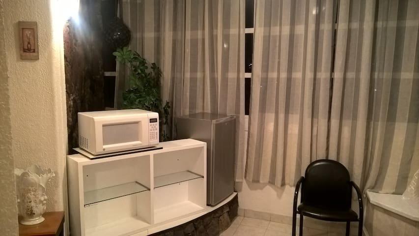 Acogedora suite, colonia Del Valle - Cidade do México - Apartamento