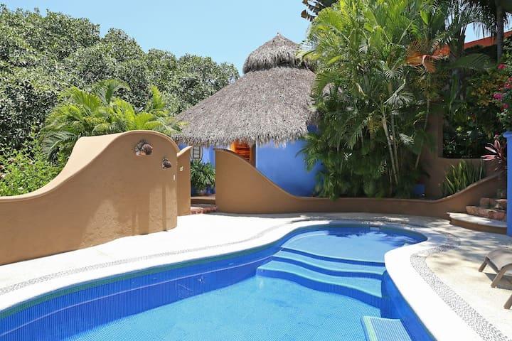 """""""Casita La Palmita"""" (Little Palm) 1 Bed / 1 Bath"""