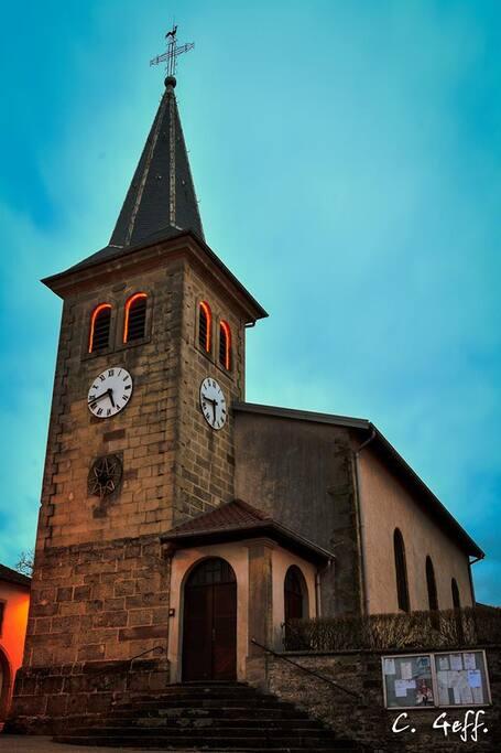 l'Eglise de notre village