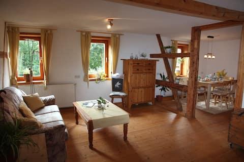 Haferlhof-idyllisches Landhaus  Hohenwartestausee