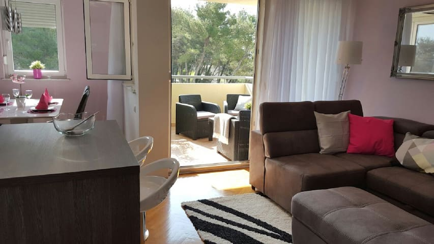 Holiday Apartment Blue Wind - Biograd na Moru - Byt
