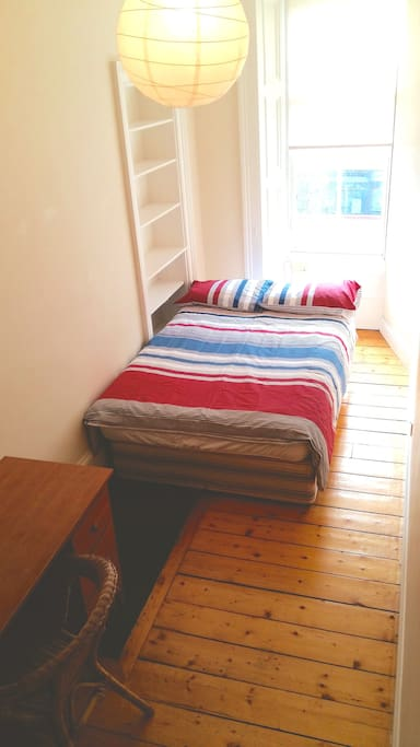 Available double bedroom (Room 3)