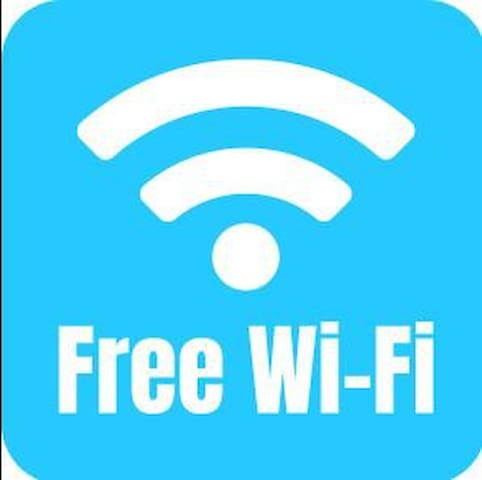 Free wifi each rooms