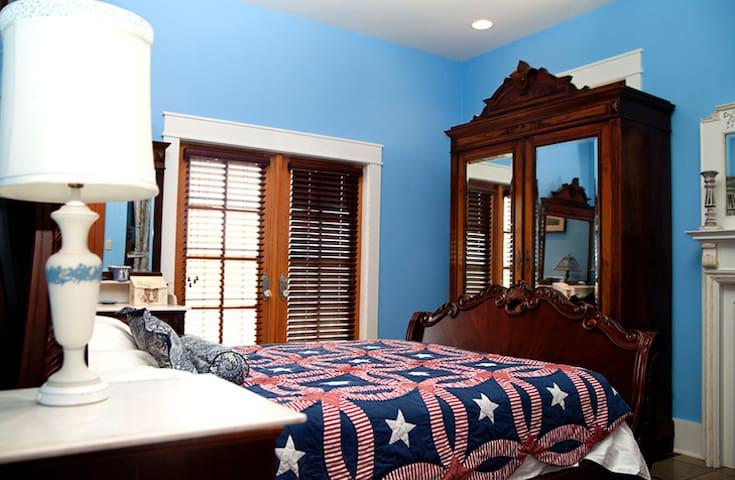 Wedgwood Room *Barrio Viejo Villas | *Private Bath - Tucson - House