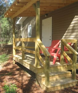 Cozy 2 BD cabin near Statesboro - Metter - Bed & Breakfast
