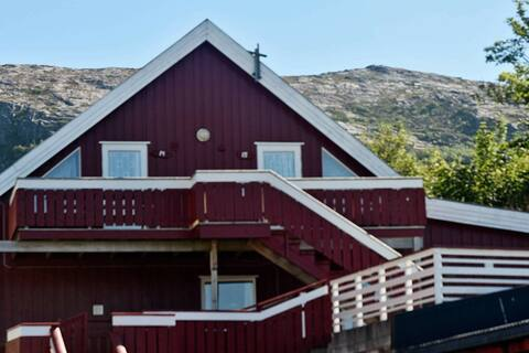 3 person holiday home in Lysøysundet