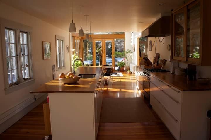 Unique 4BD home on private estate