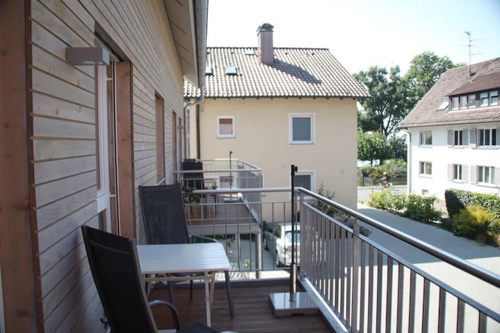 Moderne Ferienwohnung  *Elstar* - Langenargen - Appartement