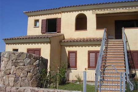 San Teodoro, casa 70 mq, 5 posti  - Suaredda-traversa
