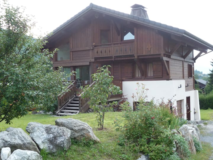 Private bedroom Saint Gervais Mont Blanc