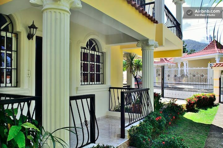 5 BR Spacious Villa nr Center-SALE - Puerto Plata - Villa
