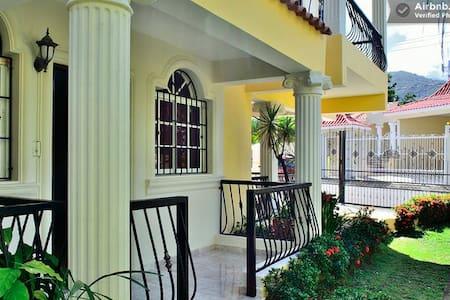 5 BR Spacious Villa nr Center-SALE - Puerto Plata