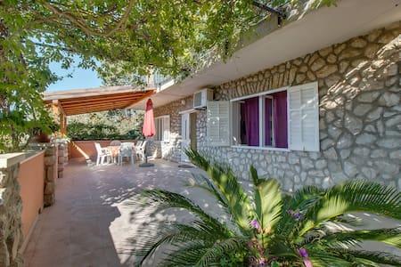 House Titi - apartment with a big terrace - Mali Lošinj - アパート