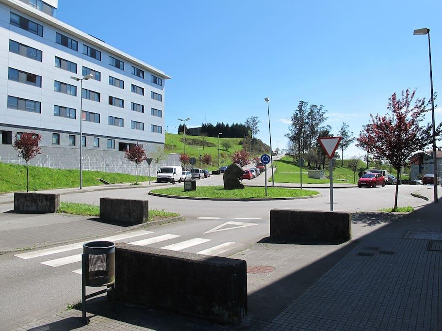 Estudio cancelas santiago de comp apartamentos en - Estudios santiago de compostela ...