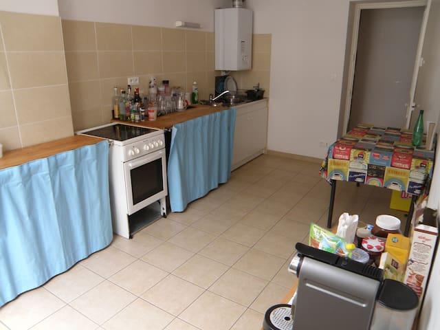 104 m2 au coeur de la ville - Bayonne - Lägenhet