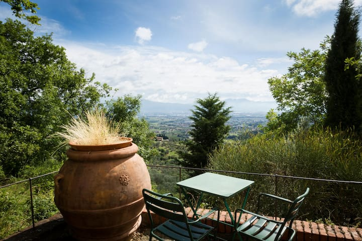 Top of the Hill relax in Tuscany - Carmignano - Wohnung