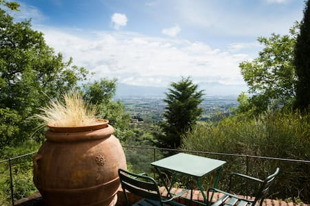 Top of the Hill relax in Tuscany - Carmignano - アパート