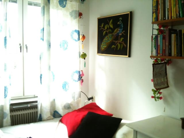 Nice apartment in charming area