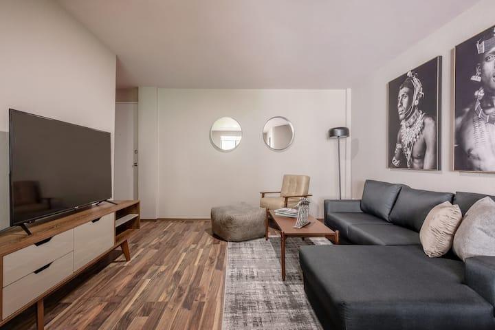 Stylish Cozy Apartment at Condesa- Near to Reforma