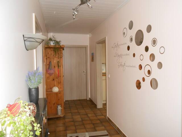 Ferienwohnung Himmelreich - Hagen am Teutoburger Wald - อพาร์ทเมนท์