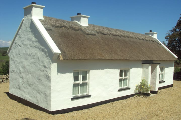 400 Year Thatched Cottage - Ballyshannon - Casa