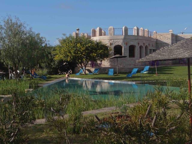 Douar Noujoum  ressourcement  - Essaouira