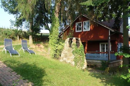 Schwedenhaus  Kinderbauernhof - Naumburg