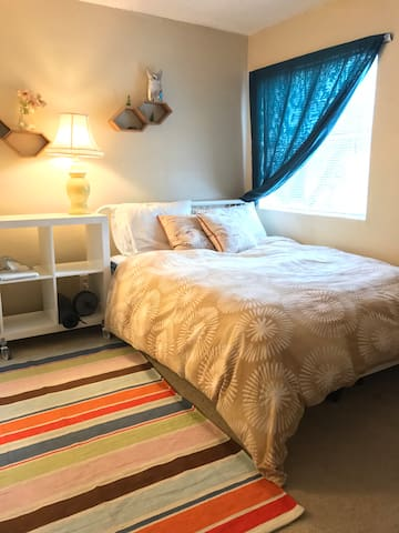 BOHO getaway minutes from Domain and UT campus