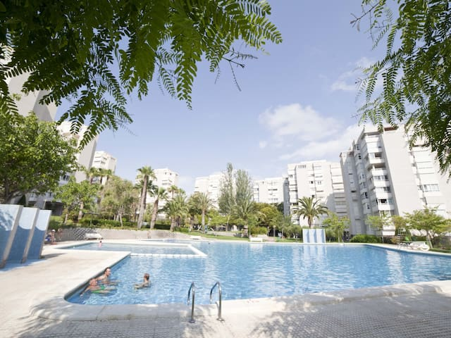 Villamar: Calm and Bright Apartment in Playa de San Juan
