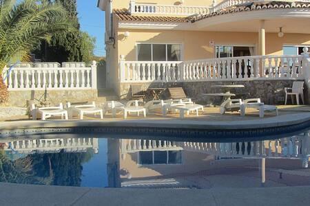 Preciosa casa con piscina - Busot