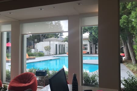 Silicon Valley home - Sunnyvale - Lejlighed