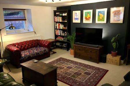 Entire Floor of a Victorian House, 5min to Centre - Liverpool