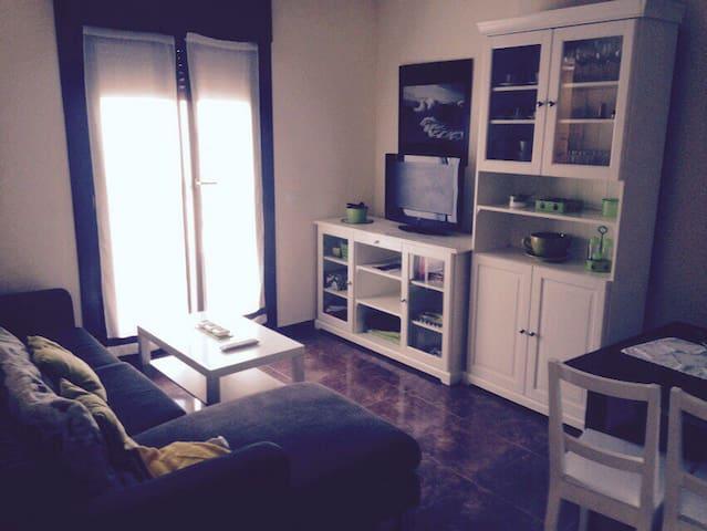 Bonito apartamento-Nueva de Llanes - Nueva