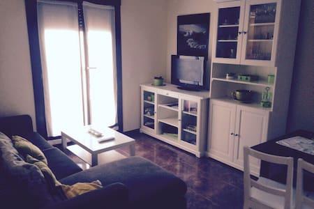 Bonito apartamento-Nueva de Llanes - Apartment