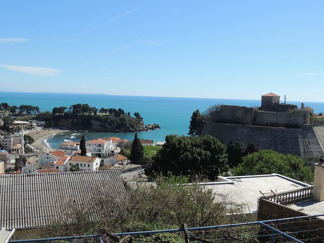 Apartment with sea view 1st floor - Ulcinj - Appartement