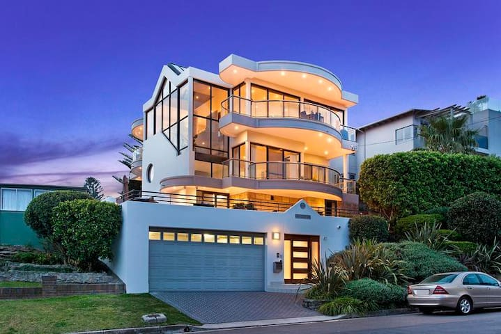 Luxury by the Beach - Amazing Views - Queenscliff - Huis