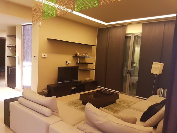 Abdoun compound ground floor