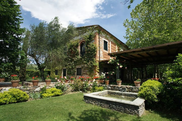 6+2 bdrm, Close to Florence, pool - Montecatini Terme - Villa