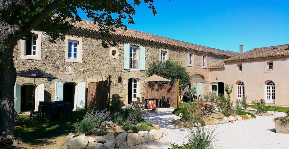 Domaine de Puychêne -  Laurier for 4 persons - Saint-Nazaire-d'Aude - Huis
