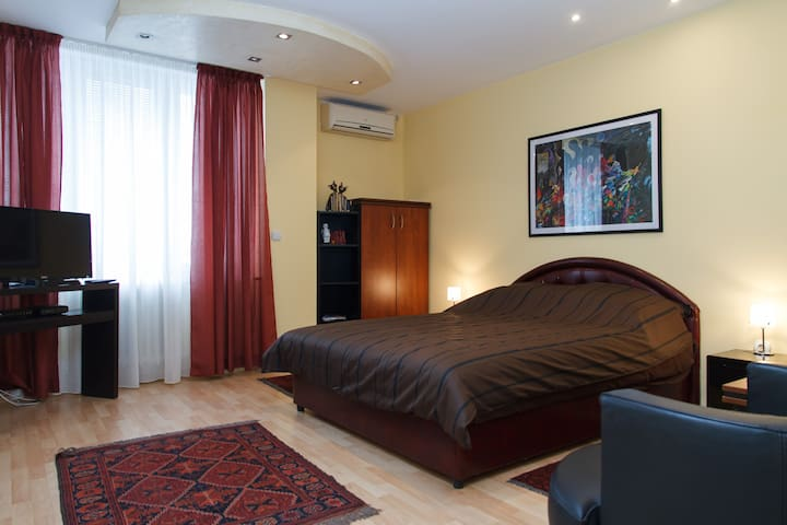 "APARTMENT ""THE BRIDGE"" - TOP LOCATION IN BELGRADE! - Beograd - Apartment"