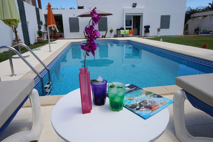 Villa haut standing avec piscine - Hergla - Hus