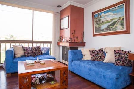 Apartamento en Bogotá bien ubicado