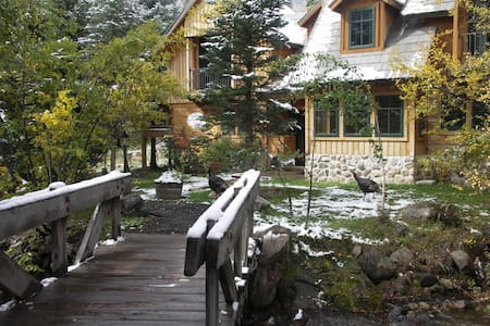 TREEHOUSE SUITE ON SUNDANCE CREEK-B - Sundance - Byhus